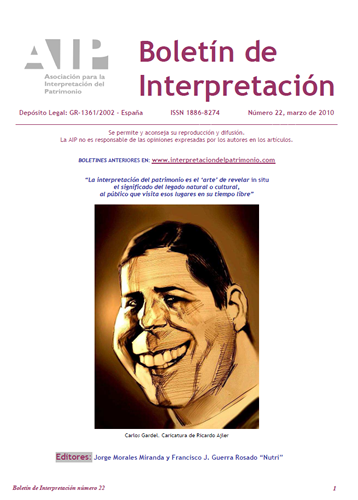 Boletín de interpretación 22