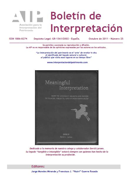 Boletín interpretación 25