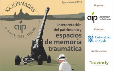 Jornadas AIP 2021: Interpretación del patrimonio y espacios de memoria traumática